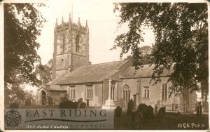 St Leonard's Church, Beeford 1939