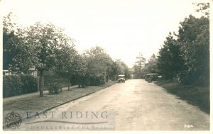 The Avenue, Norton 1932
