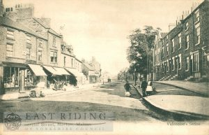 Commercial Street from west, Norton 1904