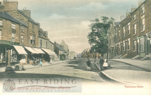 Commercial Street from west, Norton 1906