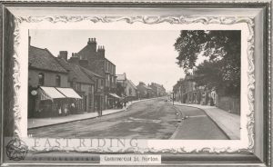 Commercial Street from west, Norton 1910