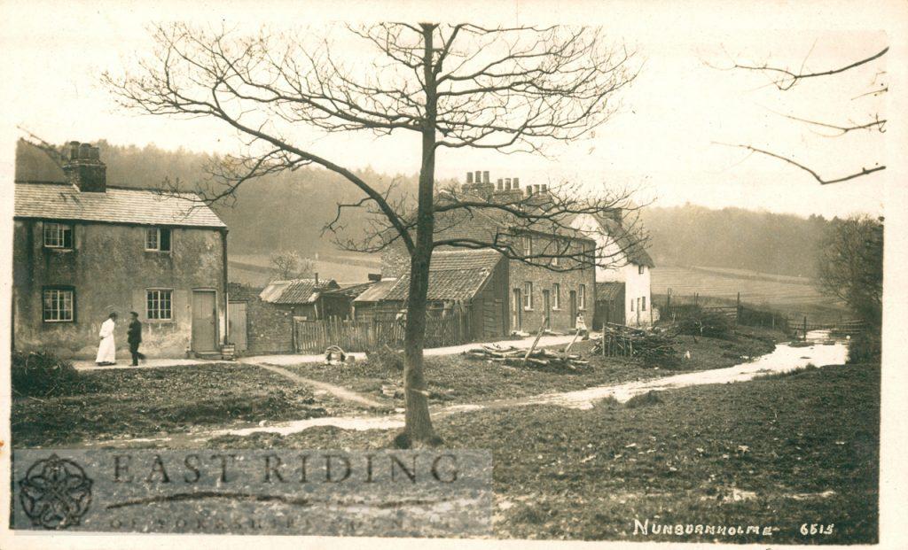 view of Nunburnholme 1900