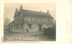 Bleak House, Patrington 1914