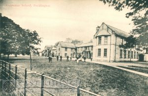 Pocklington School, Pocklington 1900