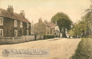 The Chestnuts, Rectory Road, Roos 1924