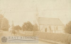 St Margaret's Church, Beswick 1903