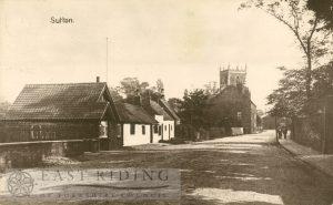 High Street, Sutton 1930
