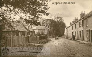 Lowgate, Sutton 1920