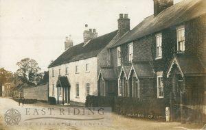 Main Street, Swanland 1900