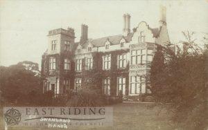 Swanland Manor, Swanland 1905