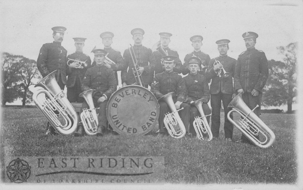 Beverley United Band 1910
