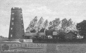 Westwood, Black Mill, Beverley 1910