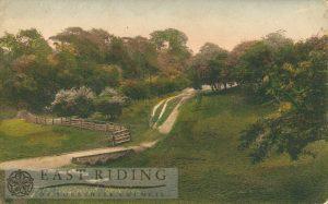 Westwood, Newbegin Pits, Beverley 1915
