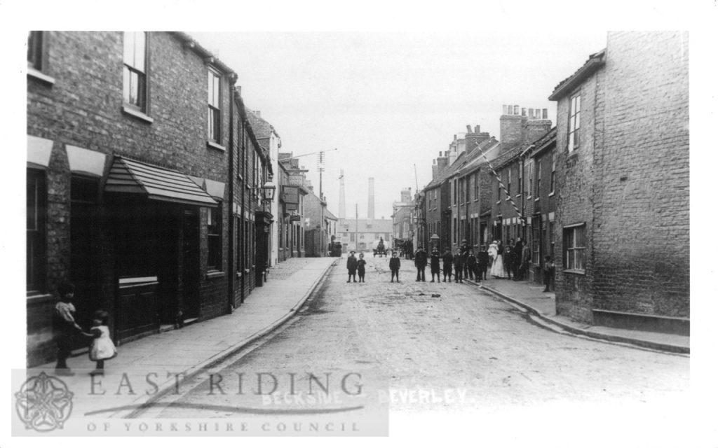 Beckside, Beverley 1900s