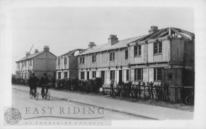Grovehill Council Housing Estate, Beverley 1921-1922