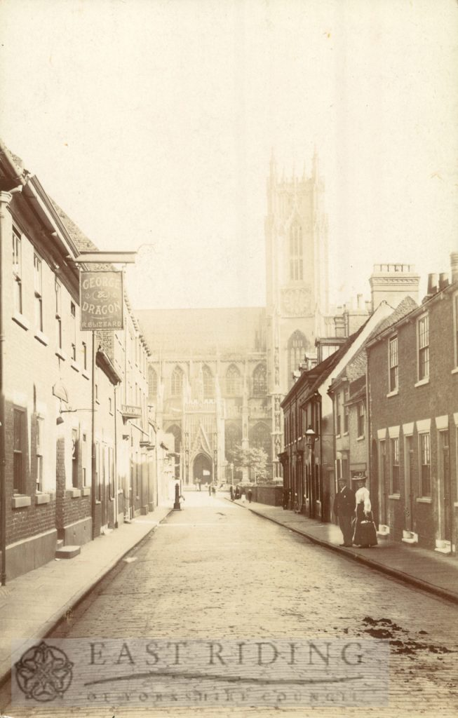 Highgate from north, Beverley 1900