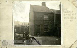 Jones Passage, Lairgate, Beverley 1938