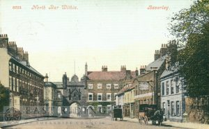 North Bar Within from south east, Beverley 1907