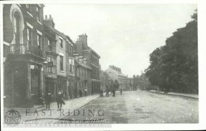 North Bar Within from south east, Beverley 1900s