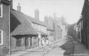 Walkergate, Beverley 1900s
