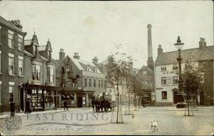 Wednesday Market, Beverley 1900