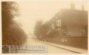 Woodlands from north east, Beverley 1900