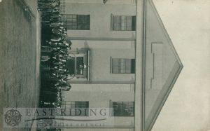 Baptist Chapel, Well Lane, Beverley 1900