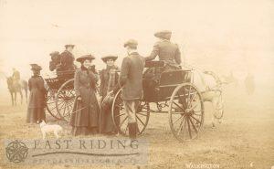pony and traps, Walkington  1900