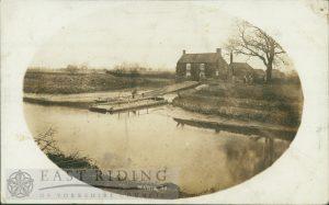 ferry, Wawne 1900