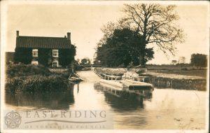 ferry, Wawne 1908