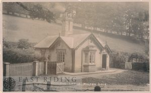 Welton Dale, The Lodge, Welton 1920