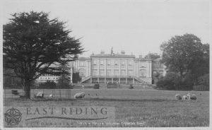 Welton House from south west, Welton 1900