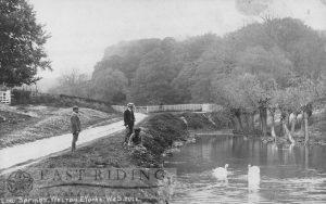 Low Springs, Welton 1905