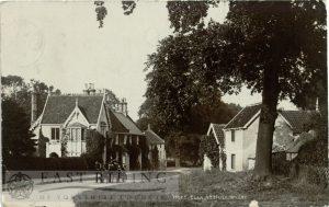 village, West Ella  1909