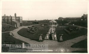 Gardens, Withernsea 1900