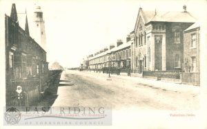 Hull Road and Primitive Methodist Chapel, Withernsea 1900