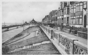 North Promenade from north, Withernsea 1946