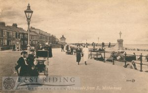 North Promenade from south, Withernsea 1916