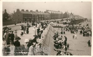 North Promenade and sands from east, Withernsea 1912