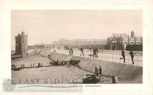 Promenade from north west, Withernsea 1911