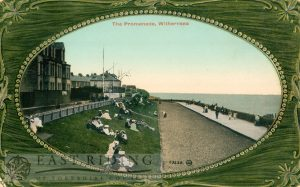 Promenade from south east, Withernsea 1910