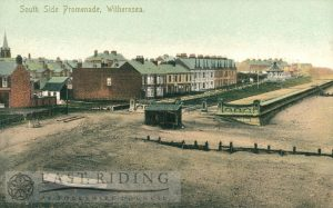 South Promenade from south, Withernsea 1900