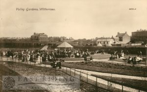 Valley Gardens, Withernsea 1916
