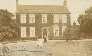 Withernwick Hall, Withernwick  1905