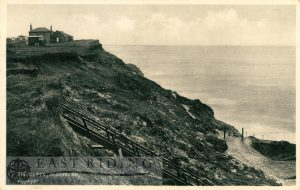 The Cliffs at Aldbrough 1910