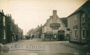 Main Street, Aldborough 1910