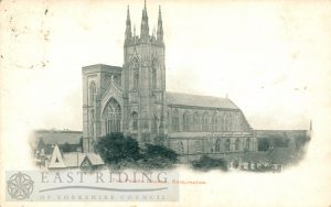 Priory Church, Bridlington 1906