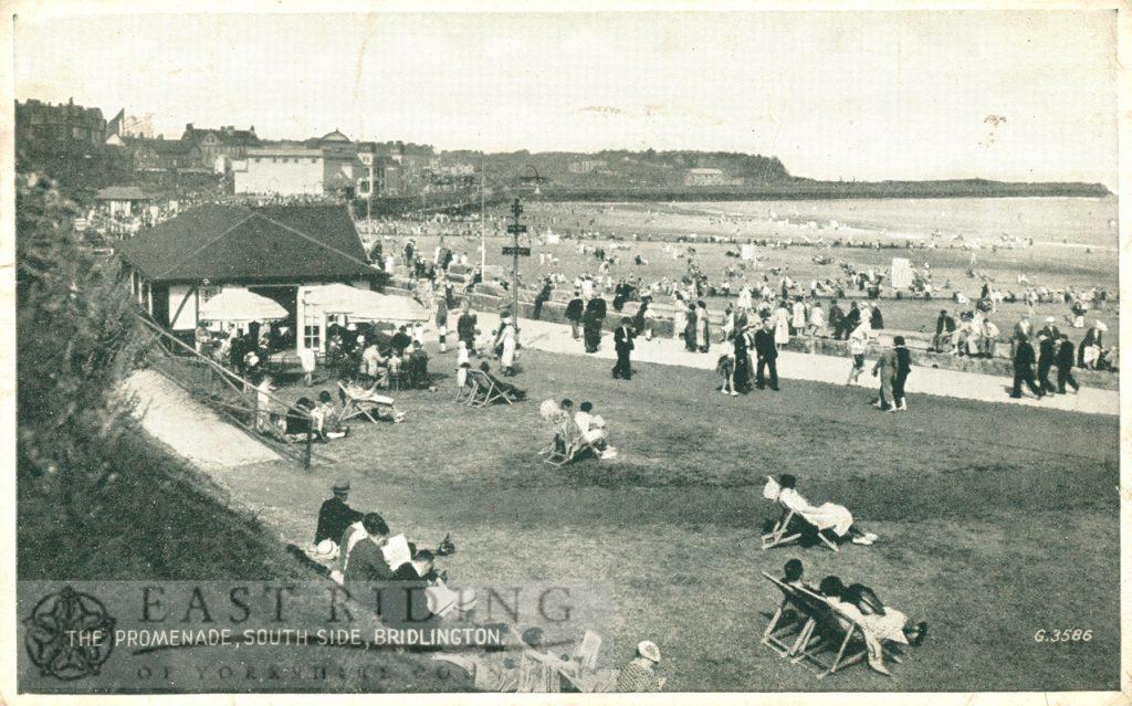 The Promenade, Bridlington 1947