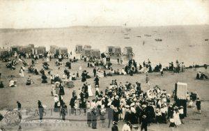 North Sands, Bridlington 1900s