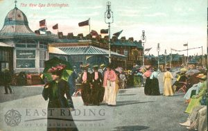Bridlington Spa, Bridlington 1900, tinted